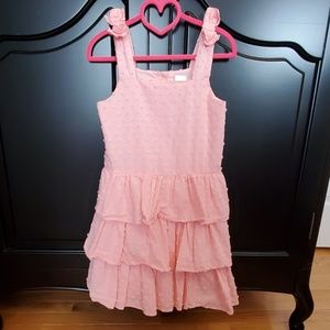 Spring Tiered Dress